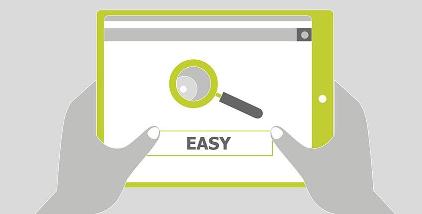 fulltext search landingpage img
